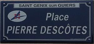 Place P Descotes